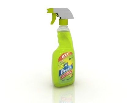 Ликвидатор пятен и запаха Mr. Fresh 3 в 1 для кошек 500 мл
