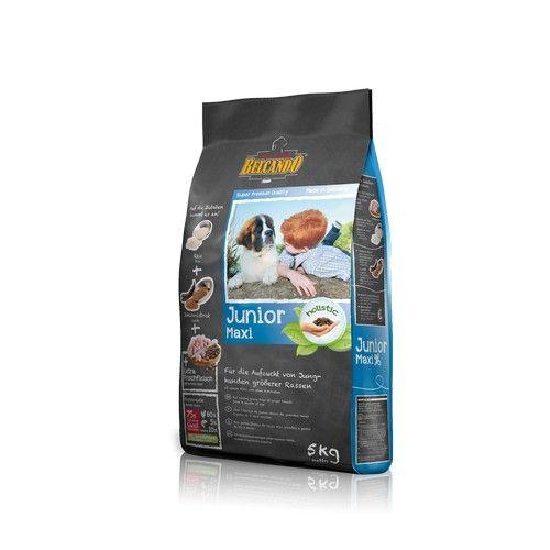 Сухой корм Belcando Junior Maxi для щенков крупных пород