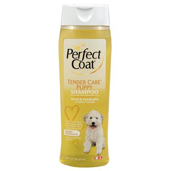 Шампунь 8in1 Perfect Coat Tender Care Puppy Shampoo Без слез для щенков 473 мл
