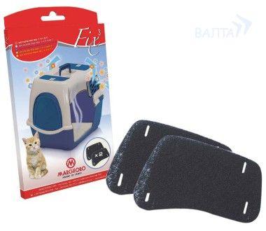 Фильтры Marchioro FIX 3 для кошачьих туалетов BILL 1-2 F-T