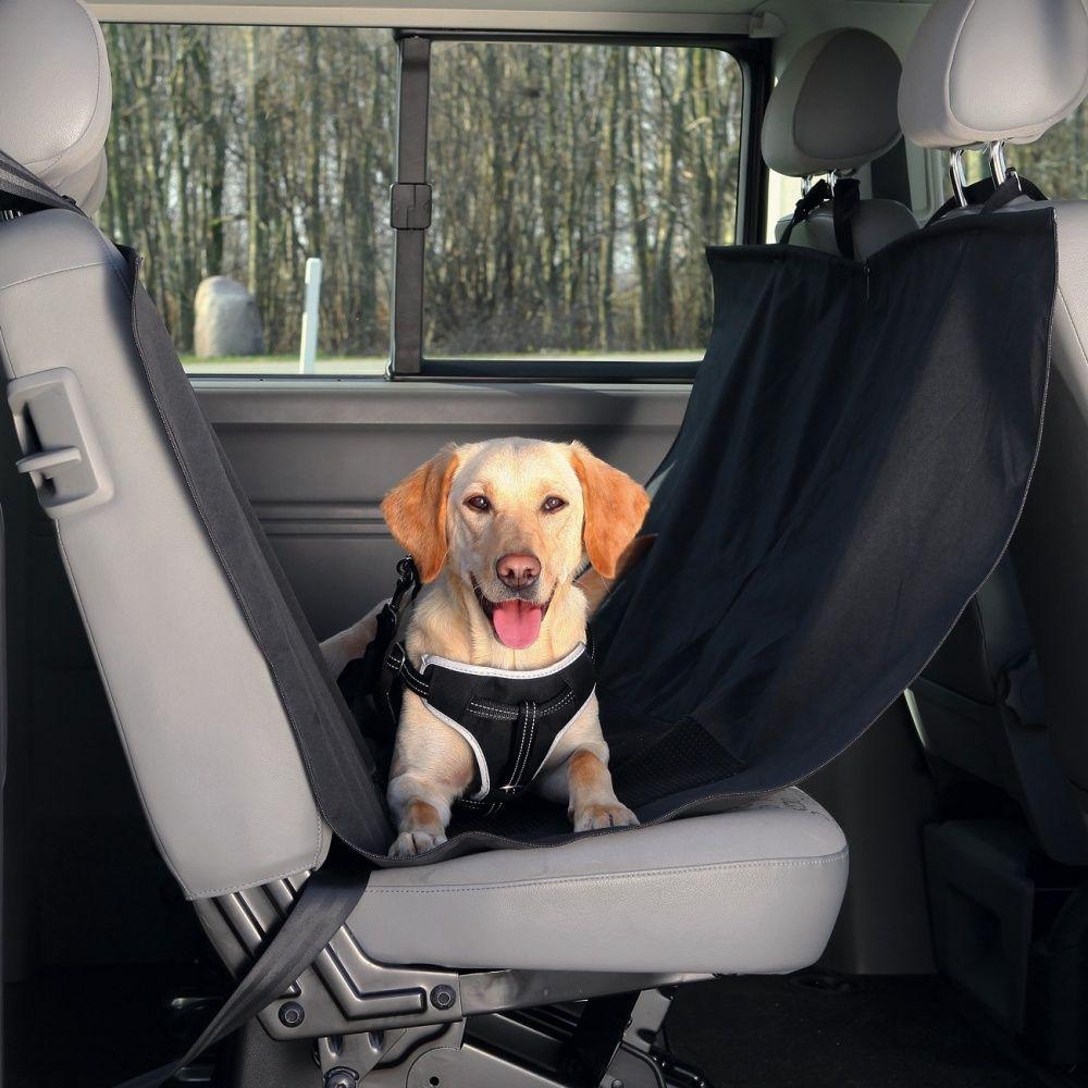 Подстилка Trixie автомобильная нейлон для собак