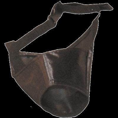 Намордник Зооник нейлоновый №5 (ротвейлер, бульмастиф, шарпей)