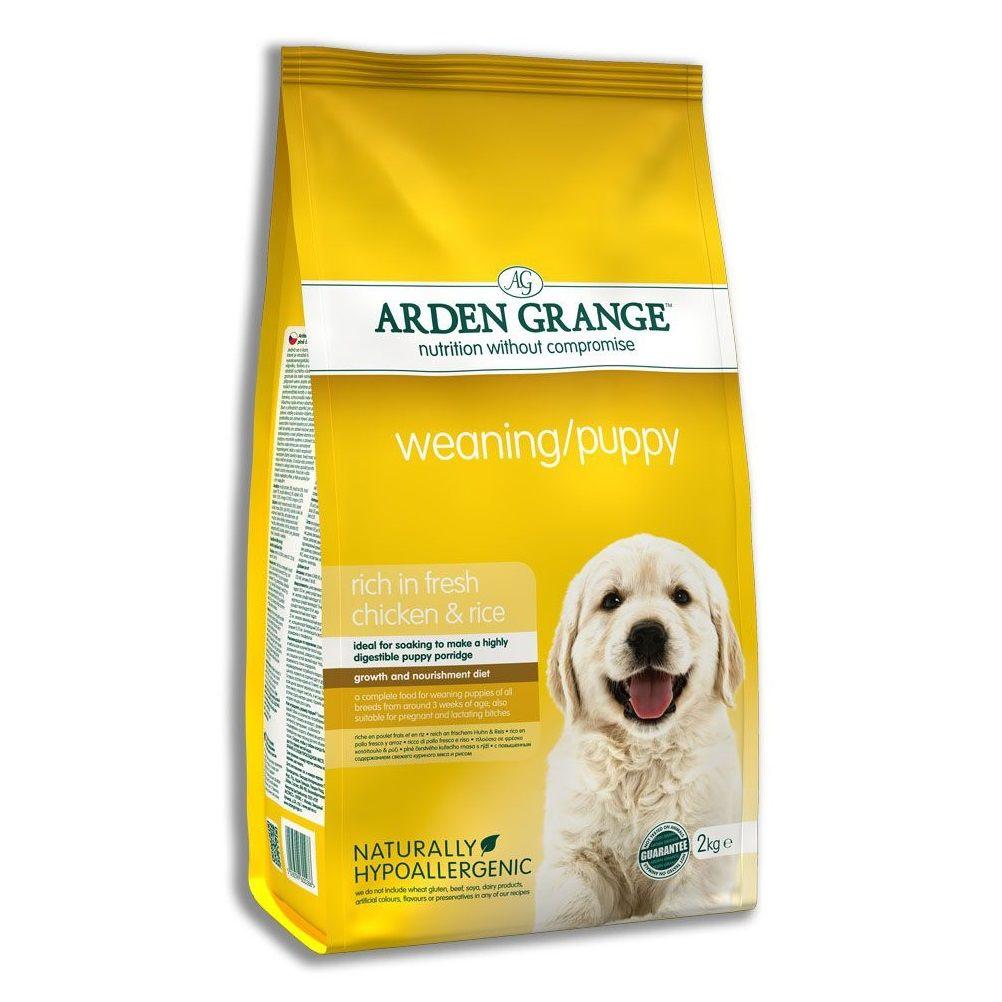 Сухой корм Arden Grange Dog Weaning/Puppy для щенков
