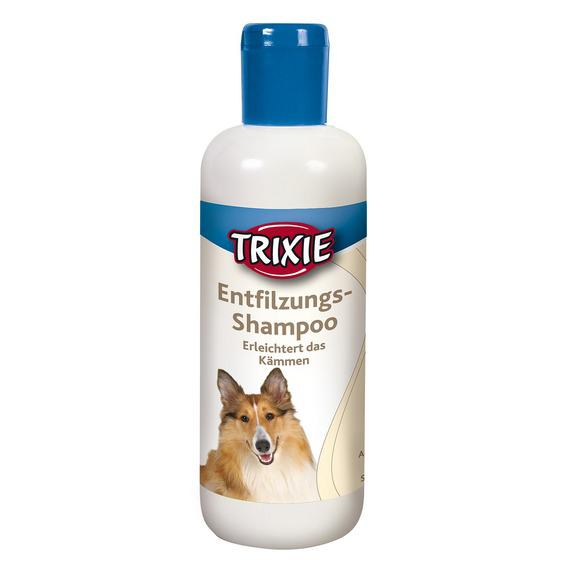 Шампунь Trixie облегчающий расчесывание шерсти собак