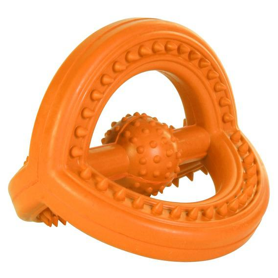 Игрушка Trixie Грейфер резиновый для собак 14 см