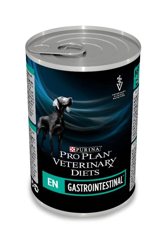Консервы Pro Plan Veterinary Diets EN Gastrointestinal для собак при патологии ЖКТ 400 г