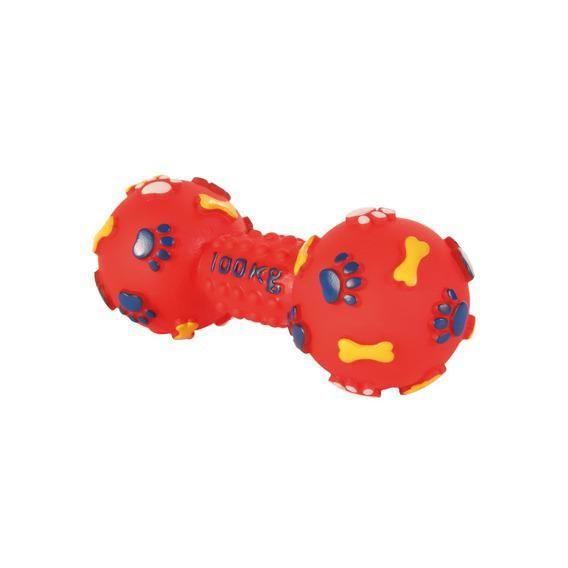 Игрушка Trixie Гантель резиновая для собак