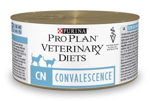 Консервы Pro Plan Veterinary Diets CN для кошек и собак послеоперационное восстановление 195 г