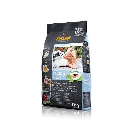 Сухой корм Belcando Puppy Gravy для щенков мелких и средних пород