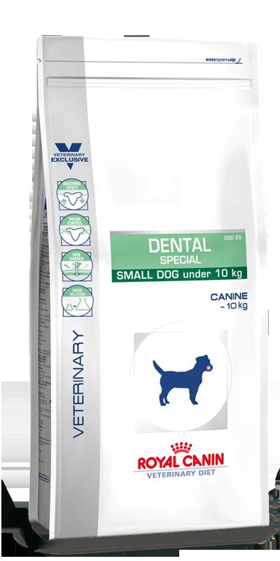 Сухой корм Royal Canin Dental Special DSD25 Small Dog для собак мелких размеров для гигиены полости рта