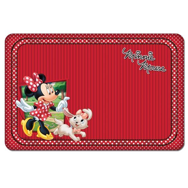 Коврик под миску Triol Disney Minnie, 43 x28 см
