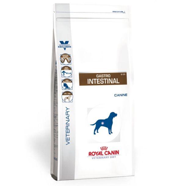 Сухой корм Royal Canin Gastro Intestinal GI25 для собак при нарушениях пищеварения