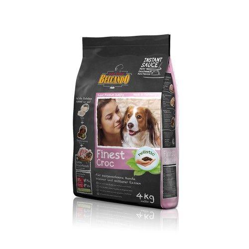 Сухой корм Belcando Finest Croc для взрослых собак средних и мелких пород