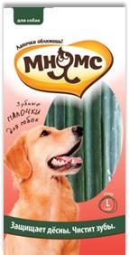 Зубные палочки Мнямс размер L для собак