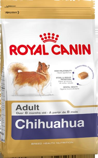 Сухой корм Royal Canin Chihuahua Adult для взрослых собак породы Чихуахуа