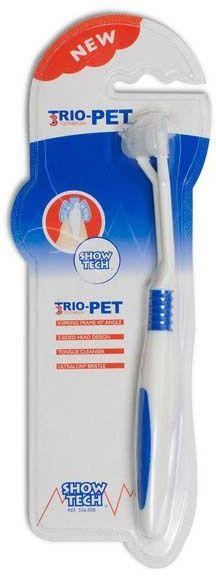 Зубная щетка Show Tech Trio-Pet Toothbrush для собак