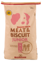 MAGNUSSONS MEAT & BISCUIT - JUNIOR картинка